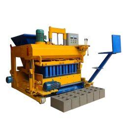 Macchina per fabbricare i mattoni concreta, blocco vuoto concreto mobile