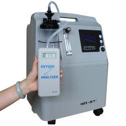산소 순도 검사를 위한 이동식 산소 분석기