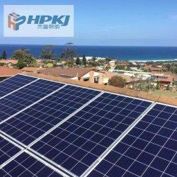 على الشبكة Lighting، لوحة منزلية شمسية بقدرة 10 كيلوواط بقدرة 20 كيلوواط نظام الطاقة مع Knits Portable