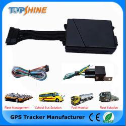 نظام تعقب GPS للسيارة مع مراقبة سلوك السائق واستهلاك الوقود