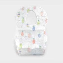 EVA мягкий пользовательские шаблон печати водонепроницаемый детский нагрудный карман с пищевыми продуктами