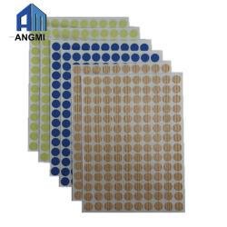 Мебель ПВХ декоративные пластмассовый винт крышки для регистрации/Таблица/шкафа электроавтоматики
