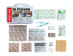 ISO Home، والخارجية، والسيارة، والمستشفى، ومجموعات الإسعافات الأولية الصناعية ABS Box الإمدادات الطبية الطوارئ