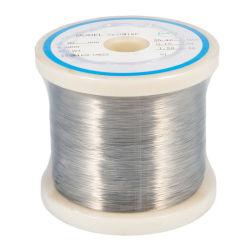 Cr20ni80 Cr30ni70 Cr15ni60 Cr20ni35 Cr20ni35 Cr20ni30 Nicr8020 Industrial Electric résistance Fil en alliage de nickel chrome pour le chauffage