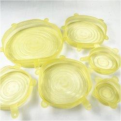 10% di sconto su più misure. I coperchi riutilizzabili per la conservazione di alimenti durevoli soddisfano i requisiti La maggior parte dei contenitori per ciotole è un set di coperchi elasticizzati in silicone lavabili in lavastoviglie