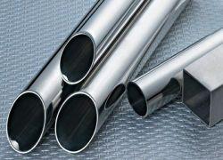 ASTM A270 304 geschweißtes Edelstahl-gesundheitliches Rohr