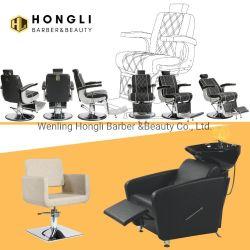 Morden Design comfortabele Barbershop Station Goedkope Shampoo stoel Salonmeubilair