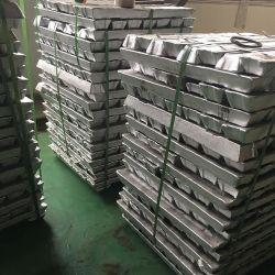 Precio competitivo de lingotes de metal puro de lingotes de aluminio de la pureza del 99,99%