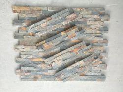 A cultura natural Stone preto/verde/azul/amarelo/Rusty/Branco pedra ardósia para coberturas/telhado//Flooring/Piso/revestimento de paredes/pavimentação em mosaico