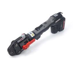 RP318 Herramientas de prensado de tuberías de la herramienta de engarzar de batería hidráulica portátil