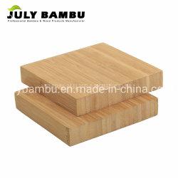 19mm de camada única camada de bambu e madeira para turismo, folhas de bambu para mobiliário