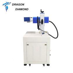 Tischplatten-CO2 Laser-Markierungs-Maschine 20W 30W 50W für Bambus