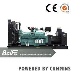 مولد طاقة كهربائية من 20 إلى 2000 كيلو واط يعمل بالطاقة بواسطة Cummins محرك مع مصنع مصنع مصنع ستامفورد للمولد البديل