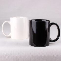 Горячая продажа керамических 11oz заводской поставки дешевой кружки кофе для индивидуального дизайна