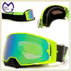 Lunettes de ski unisexe adulte de couleur des lunettes de protection pour le ski