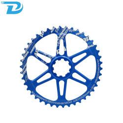Alluminio non standard personalizzato 6061/6063 CNC fresatura lavorata anodizzazione alluminio CNC Pezzi di lavorazione per biciclette