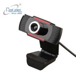 2020 de nieuwe Camera van het Web Webcam van de Aankomst HD 720p USB Slimme Digitale Video voor de Video Levende Vergadering van de Vraag