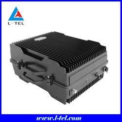 Amplificatore di ripetitore mobile ottico del ripetitore del segnale della fibra dell'accoppiamento di VHF Bts di frequenza ultraelevata di riempimento dell'interno di Outdoodr tetra