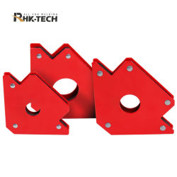 Posicionador de soldadura de la flecha del ángulo de la soldadura magnéticos soporte para la herramienta de soldador
