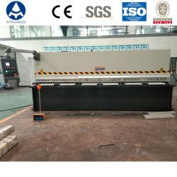 Hydraulische CNC-Platten-Schermaschine, scherende Ausschnitt-Maschine QC12y-4*2500