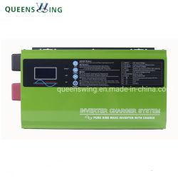 家庭で使用された 5kVA スプリットフェーズ UPS チャージャ低周波数ソーラー 120/240VAC デュアル出力( QW-S5KSP )付きパワーインバータ