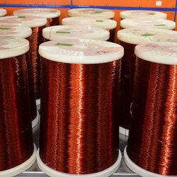 Para o cabo usando os fios de alumínio revestido de cobre Ccaw