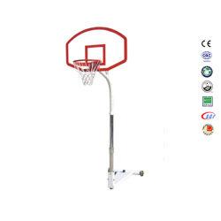 Obiettivi diritti liberi residenziali portatili di pallacanestro del piano di sostegno ritrattabile di SMC