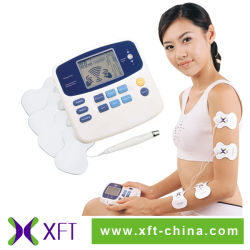 10の電極の刺鍼術のマッサージャー筋肉刺激物(XFT-320)