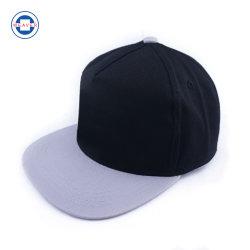 Logo brodé Two-Color Hat Hat Casquette de baseball du hip-hop Hat Rap Hat Sun Hat chapeau plat Outdoor Hat