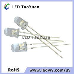 LED UV da 5 mm diodo ad emissione luminosa viola