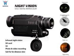 야간 시계 Monoculars 전술상 옥외 난조 야간 시계 망원경