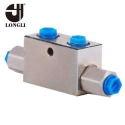 VBPDE hydraulique haute pression de soupape de blocage des pièces hydrauliques du bloc collecteur personnalisé