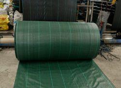 Het Chinese het Modelleren van de Muls van de Leverancier Plastic Herbicide Weedmat van de Mat van de Controle van het Onkruid van de Stof Geweven pp