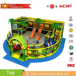Fantasy Land Series ملعب للأطفال في الداخل، وقلعة الضحك المصممة حديثًا