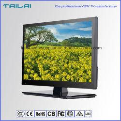 """Usine 23,6 d'alimentation """" du cadre étroit Dled TV FHD Super Slim 1080P"""
