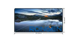 Pantalla LCD de portátil de 15,6 pulgadas de ancho Panel de visualización RG156xfw1-A