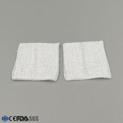 セリウムの承認(5X5cm、7.5X7.5cm、10X10cm)の生殖不能のガーゼパッド