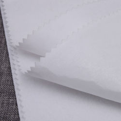 1025IF IC PP Poliéster Spunbond Interlining Nonwoven Fabric de material
