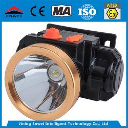 LED Kj4.5lm Portableminer Capacete de Segurança da retaguarda