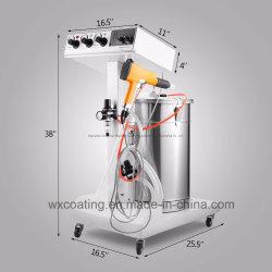 Strumentazione elettrostatica manuale della vernice della polvere del sistema di rivestimento Wx-101 da vendere