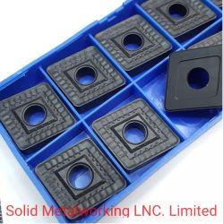 Karbid-indexierbare Einlagen mit Aluminiumbeschichtung