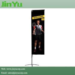2,8 m de fibra de vidrio de carbono pabellón postes para navegar las banderas