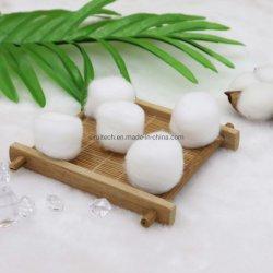 健康および美は診療所のための100%年の綿の白い安全原綿の球のホームケアの救急処置の心配を供給する