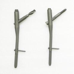 Orthopädische Nagel-Implantate, Pfna intramedullärer Nagel, Schenkelblockierennagel, Schenkelfixierung-orthopädische Nägel
