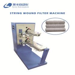스레드 카트리지를 위한 폴리프로필렌 털실 필터 카트리지 감기 기계