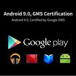 8 pouces Tablet sous Android 9.0 4G9863Phablet Sc un noyau de l'Octa 1280*800 IPS 2 Go de RAM 32 GO ROM caméras double GPS Tablet PC