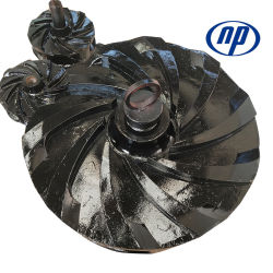 Pièces de rechange pour pompe en carbure de silicium à base de nitrure de silicium