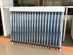 Solarwasser-Heizung setzte Wärme-Rohr-aufgeteiltes System unter Druck