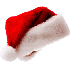 مصنع قطيفة لعبة صناعة عادة لعبة دب مع عيد ميلاد المسيح قبعات