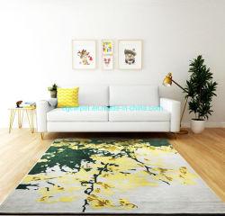 Стороны Tufted ковер шерсть нейлоновые роскошь бамбуковые волокна вискозы акриловый ковер индивидуального ковер ковер и коврик